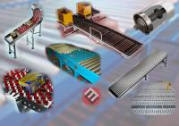 Gravity Infeed & Outfeed System