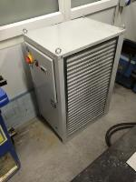 Single Phase Machine Tool Oil Chiller.