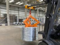 ZAUN'S INFRASTRUCTURE INVESTMENT CONTINUES WITH A BRAND NEW COIL GRABBER