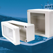 Tough & Sealed polyDOOR Enclosures from ROLEC