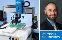 Tech Review / Webinar - The latest advances in Automated Fluid Dispensing