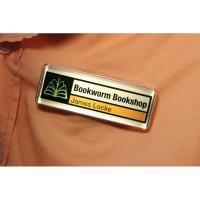 Blank ID Badges - Creating a name for yourself