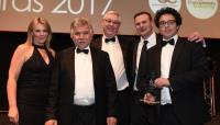 FERROSITI WIN YOUNG BUSINESS OF THE YEAR