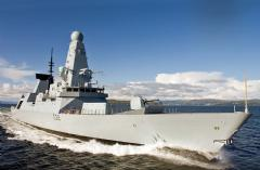 Orkot bearings go into new Royal Navy destroyer