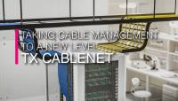 NEW TX CableNet - Taking Cable Management to a New Level