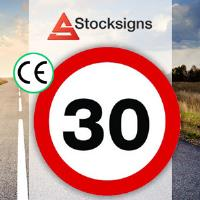 CE Certified Road Traffic Signs