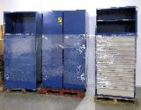 Used QMP Steel Industrial Drawer Cabinets & Top Boxes