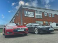 ZAUN IS SEEING THE ADVANTAGE OF GOING ELECTRIC