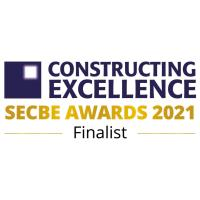 Rap Interiors Are Finalists for 2 Constructing Excellence SECBE Awards