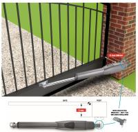 The New Telescopic CAME ATS Worm Drive Operated Swing Gate Motors