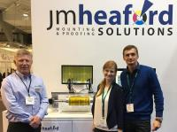 Labelexpo Europe exceeds expectations for Heaford