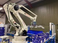 Robot Palletising in the Manufacturing Industry
