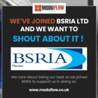 Moduflow: We've joined BSRIA Ltd and we want to shout about it!