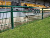 WHY INSTALLING A SPECTATOR RAIL BENEFITS OUTDOOR FOOTBALL PITCHES