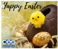 CES Hire Ltd will be closed this Easter Weekend (Friday 2nd – Monday 5th April 2021)