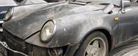 A Race Against Time to Bring Back the Vintage Porsche 911