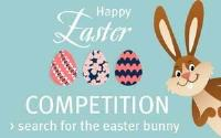Win a kettle grill with BINDER and the Easter Bunny