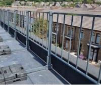 Introducing Barrial 'V' Roof Edge Protection Series from Dani Alu (UK) Ltd