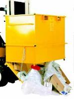 Forklift Truck Bins and Skips