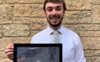 Matthew Shaw Wins Placement at Brightworks in DIP Design Awards 2020