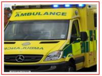 How to become an Ambulance Driver in UK