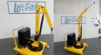 Lift Safe Supplies Re-Seller With 2 01M5 Counterbalance Lifting Cranes.