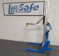 Scientific Instrumentation Company Takes Delivery of Lifting Equipment from Lift Safe.