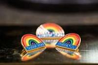 Creators of the iconic Aston Martin badge ?launch NHS fundraising Rainbow Thank You Badge