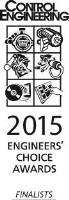 Monitouch V9 Finalist of 2015 Engineers' Choice Award