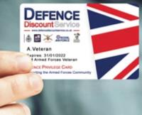 Defence Discount