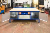 Workbenches For Military Storage