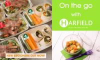 On the go with Harfield