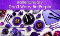 #Allerjanuary – Don't Worry Be Purple!