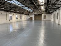 Resin flooring for CNC specialist