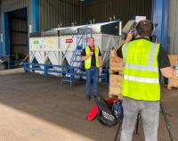 EXCLUSIVE INTERVIEW – Masterclass on how to process over 160 tonnes swarf a week!!