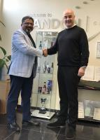 Sandon Global forms strategic partnership with DKSH in Asia