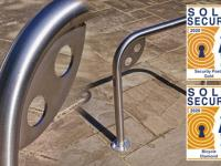 AUTOPA LTD. ACHIEVES SOLD SECURE STATUS FOR IT'S SHEFFIELD STYLE CYCLE STANDS WITH LOCKING POINT