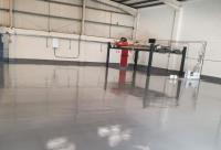 How our efficient resin flooring installation process minimises disruption to your business