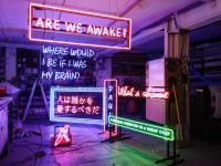 HOW IS A NEON SIGN MADE?