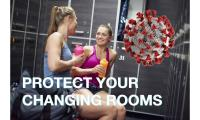 Protecting your changing rooms from Coronavirus