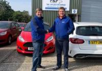 P&P Technology appoints Nick Cameron as Sales Manager