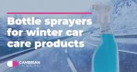 Bottle sprayers for winter car care products