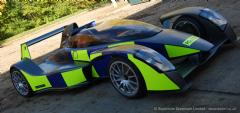 SSDM mark up Metropolitan Police Caparo T1