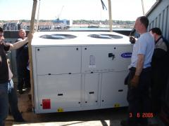 Carrier Chiller Replacement
