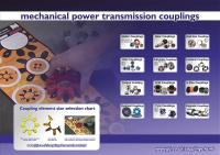 Couplings for power transmission