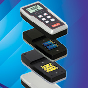 Diecast Handheld Enclosures with Battery Power