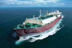 Orkot® bearings fitted to rudders of worlds largest gas carrier