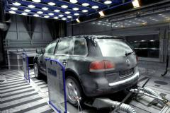 New Volkswagen Test Facility
