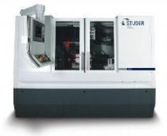 Studer S22 - The new production platform for cylindrical grinding