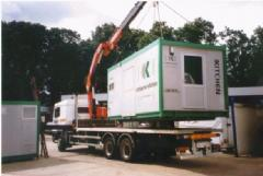 Can We Fit it? Yes we can! - We will get your temporary kitchen module in place